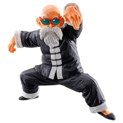 Figura Ichibansho Master Roshi Strong Chains Dragon Ball Super 16cm Banpresto