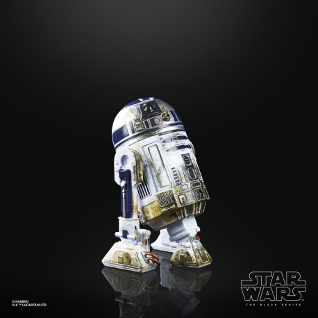 R2-D2 Dagobah E5 Figura 8cm Star Wars 40Th Anniversary Ampire Strikes Hasbro