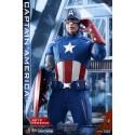 Vengadores: Endgame Figura Movie Masterpiece 1/6 Captain America (2012 Version) 30 cm Hot Toys