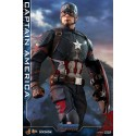 Vengadores: Endgame Figura Movie Masterpiece 1/6 Captain America 31 cm Hot Toys