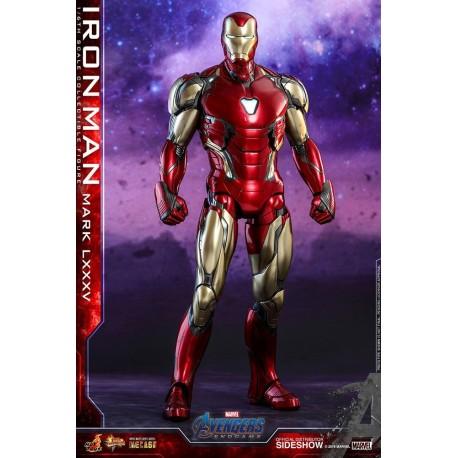 Vengadores: Endgame Figura Movie Masterpiece Series Diecast 1/6 Iron Man Mark LXXXV 32 cm Hot Toys