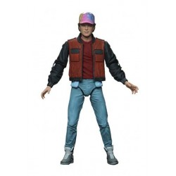 Marty Mcfly Figura 18cm Scale Action Back To The Future 2 Neca