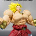 Dragon Ball Kai SH Figuarts Broly Super Saiyan