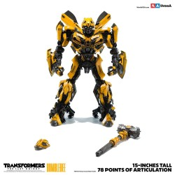 Transformers The Last Knight Figura 1/6 Bumblebee 38 cm ThreeA Toys