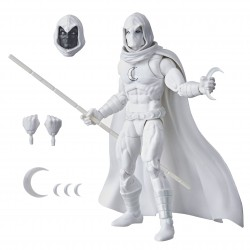 Moon Knight Caballero Luna Figura 15 CM Marvel Legends Hasbro