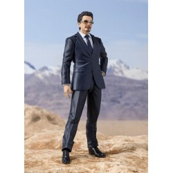 Iron Man Figura S.H. Figuarts Tony Stark (Birth of Iron Man) 15 cm