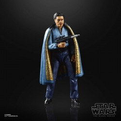 Lando Calrissian Figura 15 cm Star Wars Black Series 40TH Anniversary Hasbro