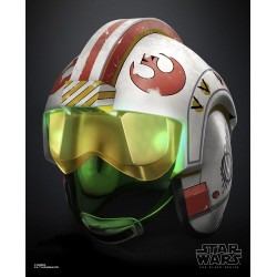 Star Wars Black Series Casco Electrónico Premium Luke Skywalker Hasbro