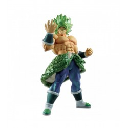 Figura Ichibansho Super Saiyan Broly Full Power vs Omnibus Dragon Ball Z 30cm Banpresto