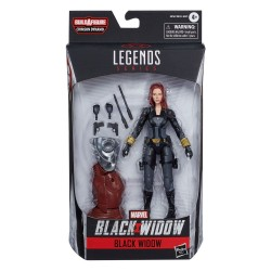 Black Widow Movie Marvel Legends Series Figura 2020 Black Widow 15 cm Hasbro