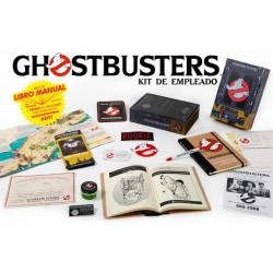 Cazafantasmas Caja Kit Empleadi Ghostbusters Doctor Collector
