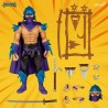 Tortugas Ninja Figura Ultimates Evil Shredder 18 cm Super 7