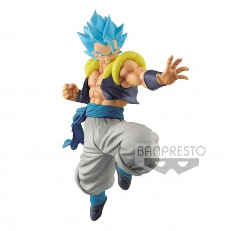 Dragon Ball Super Movie Ultimate Soldiers Estatua PVC New Hero 21 cm