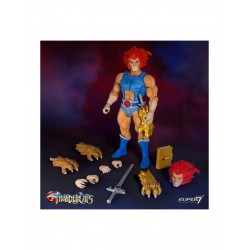 Thundercats Figura Ultimates Wave 1 Lion-o 18 cm Super 7