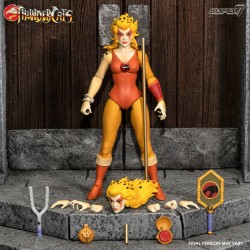 Thundercats Figura Ultimates Wave 3 Cheetara the Super Speedy Thundercats Warrior 18 cm Super 7