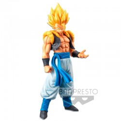Figura Gogeta Grandista Nero Dragon Ball Super 27cm Banpresto