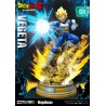 Dragon Ball Z Estatua 1/4 Super Saiyan Vegeta Deluxe Version 64 cm