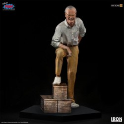 Marvel Estatua 1/10 Art Scale Stan Lee