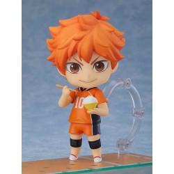 SHOYO HINATA THE NEW KARASUNO VER. FIGURA 10 CM HAIKYU!! TO THE TOP NENDOROID