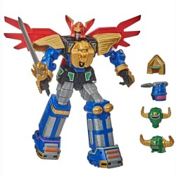ZEO MEGAZORD FIGURA 30 CM POWER RANGERS LIGHTNING COLLECTION