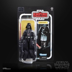 DARTH VADER E5 FIGURA 15 CM STAR WARS 40TH BLACK SERIES