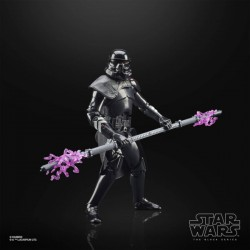 ELECTROSTAFF PURGE TROOPER FIGURA 15 CM STAR WARS BLACK SERIES GAMING GREATS