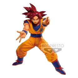 Dragon Ball Super Estatua PVC Maximatic The Son Goku V 25 cm