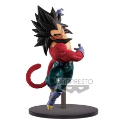 Dragon Ball GT Estatua PVC Super Saiyan 4 Vegeta 18 cm