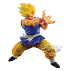 Dragon Ball GT Estatua PVC Ultimate Soldiers Super Saiyan Son Goku 15 cm