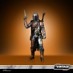 Star Wars The Mandalorian Vintage Collection Carbonized Figura 2020 The Mandalorian 10 cm
