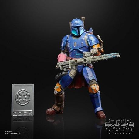 Star Wars The Mandalorian Credit Collection Figura 2020 Heavy Infantry Mandalorian 15 cm