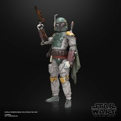 Star Wars Episode VI Black Series Figura Deluxe 2021 Boba Fett 15 cm