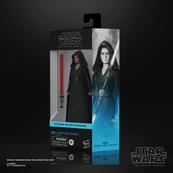 STAR WARS BLACK SERIES REY, ASCENSO DE SKYWALKER