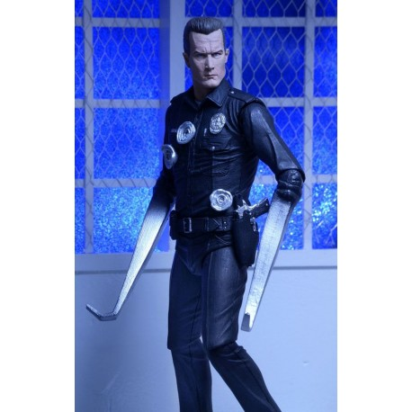 Terminator 2 Figura Ultimate T-1000 18 cm