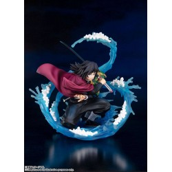 Demon Slayer: Kimetsu no Yaiba Estatua PVC FiguartsZERO Tomioka Giyu (Water Breathing) 17 cm