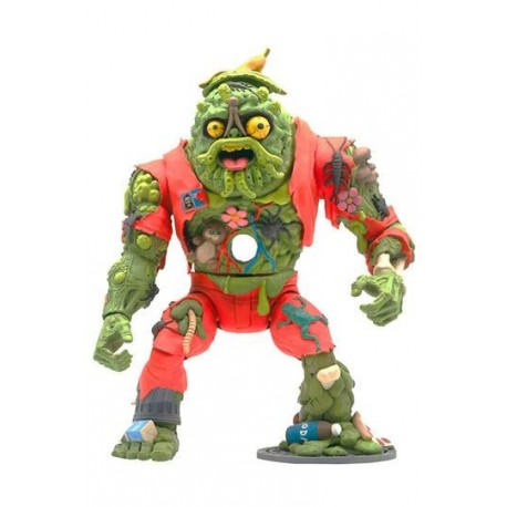 Tortugas Ninja Figura Ultimates Muckman and Joe Eyeball 18 cm