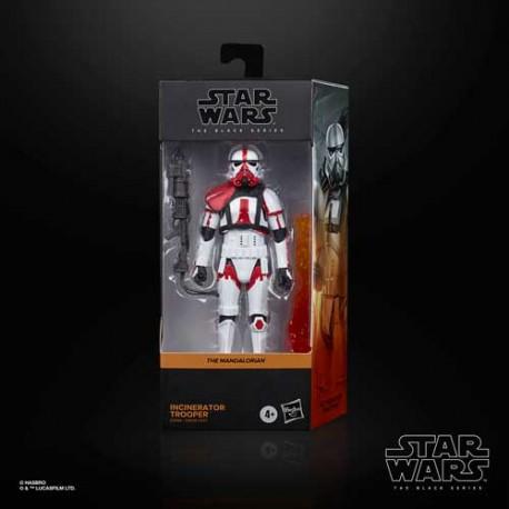 Incinerator Trooper Star Wars Black Series