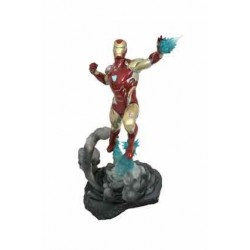 IRON MAN MK85 DIORAMA PVC 23 CM MARVEL MOVIE GALLERY AVENGERS ENDGAME