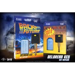 Back To The Future Replica 1/1 Llave de DeLorean