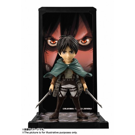 Attack of Titan Tamashii Buddies Eren Yeager