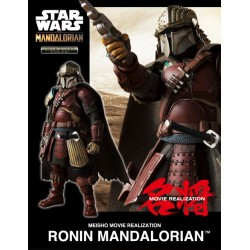 THE MANDALORIAN RONIN FIGURA 17 CM STAR WARS MEISHO MOVIE REALIZATION EXCLUSIVE