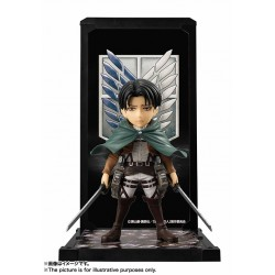 Attack of Titan Tamashii Buddies Levi Ackerman