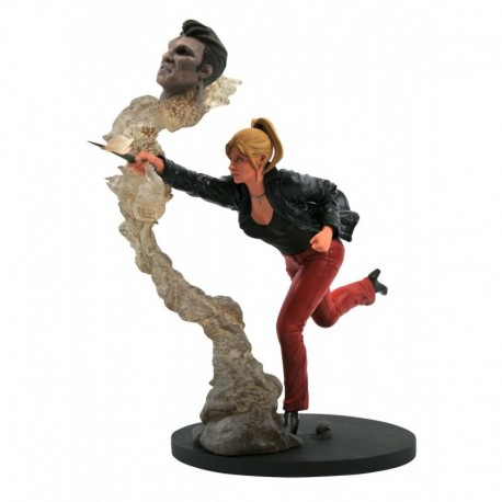 BUFFY SUMMERS DIORAMA 23 CM PVC BUFFY THE VAMPIRE SLAYER GALLERY