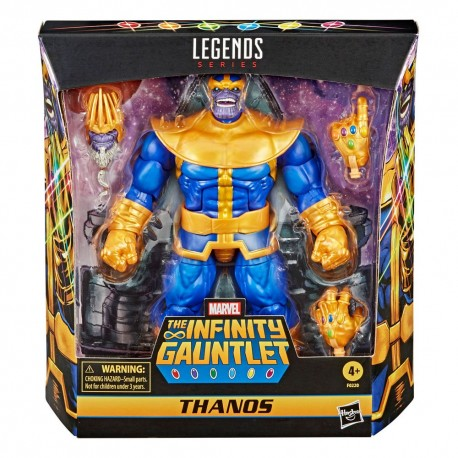 Marvel Legends Series Figura 2021 Thanos 18 cm