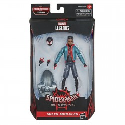 MILES MORALES FIGURA 15 CM MARVEL LEGENDS SPIDER-MAN INTO THE SPIDER-VERSE