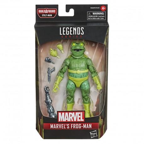 FROG-MAN FIGURA 15 CM MARVEL LEGENDS