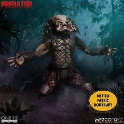 Predator Figura 1/12 Predator Deluxe Edition 17 cm