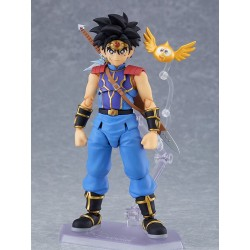 Dragon Quest The Adventure of Dai Figura Figma Dai 13 cm
