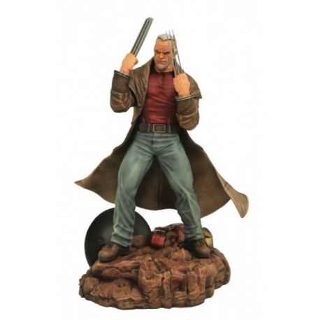 OLD MAN LOGAN LOGAN FIGURA 20 CM PVC MARVEL GALLERY