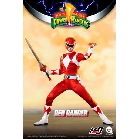 Pack 6 Figuras Mighty Morphin Power Rangers Figura FigZero